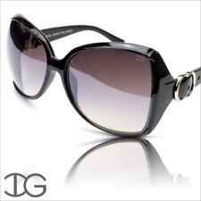 Gradient Cat Eye Plastic Frame 100% UV400 Sunglasses & Sunglasses Accessories for Women