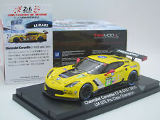 Chevrolet Corvette C7-R #64 Winner LeMans GTE Pro Class 2015 1/43 TSM Model