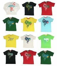 Boys' Other 100% Cotton Graphic T-Shirts & Tops (2-16 Years)