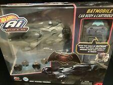 Hot Wheels AI Racing Batmobile car body & cartridge kit