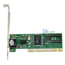 10/100 Mbps Ethernet LAN Network Card PCI Internal Adapter Work Windows XP Vista
