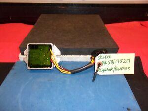Ski-Doo(Bombardier) Part # 515175217OEM Voltage Regulator/Rectifier Filament