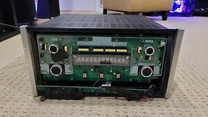 McIntosh MHT100 A/V System Controller, Surround Sound Receiver - For Parts