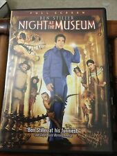 Night at the Museum 1, 2  and 3 DVD Disc, 3 Movies Trilogy Collection Set