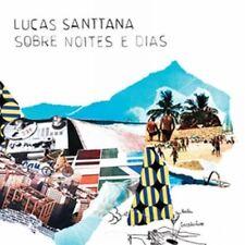 Lucas Santtana - Sobre Noites [CD]