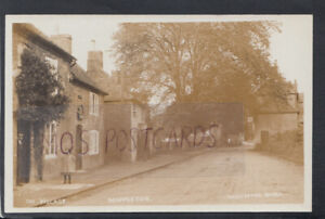 Derbyshire Postcard - The Village, Mappleton   RS24497
