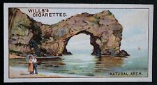 Durdle Door   Dorset        Original 1920's Vintage Illustrated Card