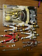 Mighty morphin power rangers lot, Lightning,  Legacy, Vintage, ect.