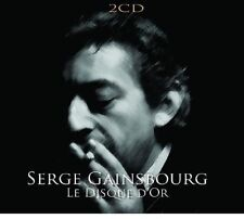 Serge Gainsbourg - Disque D'or [New CD]