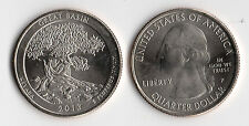 ETATS UNIS @ USA QUARTER DOLLAR GREAT BASIN  2013 P @ UNC DE ROULEAU @ RARE NEUF