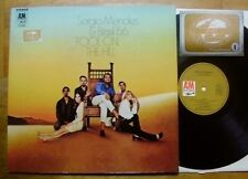 Sergio Mendes & Brasil '66 - Fool on the Hill - GER 1968 A&M 212 058 IMPORT TOP