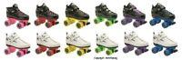 Rock GT-50 Custom Quad Skate, Roller, Jam, Derby, Speed