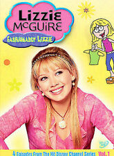 Lizzie McGuire: Fashionably Lizzie (DVD, 2003)
