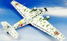 Franklin Mint JU52-3M Junkers Ambulance Medical Evac. Luftwaffe 1:48 B11E209
