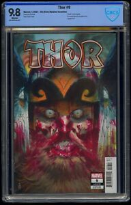 Thor (2020) #9 Nic Klein 1 in 25 Variant Cover CBCS 9.8 Blue Label White Pages