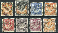 RHODESIA: (11733) FORT JAMESON etc postmarks/cancels