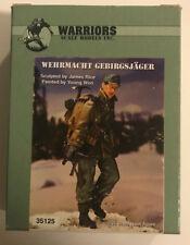 Warriors 1/35 Wehrmacht Gebirgsjager 35125