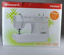 Nib Husqvarna H Class E20 Sewing Machine