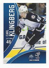 2012-13 St. John's IceCaps (AHL) Carl Klingberg (Zug)