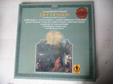 "COFANETTO BOX 3LP ""DER MESSIAS"" GEORG FRIEDRICH HAENDEL - DECCA 1980"