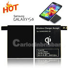 Qi Wireless Charging Charger Receiver For Samsung Galaxy S5 G900