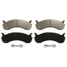 Disc Brake Pad Set-SevereDuty Disc Brake Pad Front,Rear Wagner SX786A