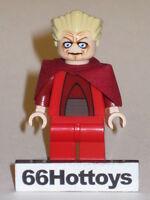 LEGO STAR WARS 8039 Chancellor Palpatine Minifigure New