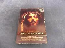 VINTAGE ANTIQUE RETRO CBS/FOX 1980 JESUS OF NAZARETH part 1 betamax movie
