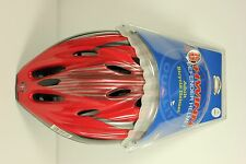 NEW Schwin Adult Bicycle Road Bike Helmet Red Black One Size
