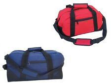 "1 Dozen Duffle Multi-Color Bags Travel Bag Sports Gym Bag 21""  Wholesale Bulk"