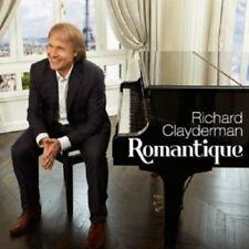 RICHARD CLAYDERMAN/BULGARIAN SO - ROMANTIQUE  CD COHEN/WILLIAMS/PUCCINI/+ NEW+