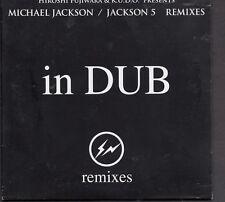 MICHAEL JACKSON/JACKSON 5 REMIXES IN DUB Hiroshi Fujiara & KUDO JAPAN PROMO CD