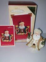 IOB 2004 Hallmark Keepsake Ornament Jolly Old Kris Jingle