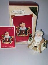 Hallmark Ornament Jolly Old Kris Jingle 2004 IOB