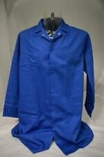 Blue Food Industry Kitchen Hygiene Overall Coat Size Medium NEW