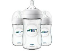 Philips Avent Natural Baby Bottle , 9oz ( Pack of 3 )