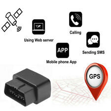 Mini Car OBD GPS GPRS Tracker Anti-theft GSM Tracking Device App Voice Monitor