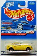 1998 Hot Wheels First Edition Mercedes SLK 11/40 (5 Spoke Hub Wheels)