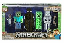 Hostile Mobs Pack Minecraft Playset