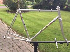 Superb Pogliaghi Frame In Columbus Tubing
