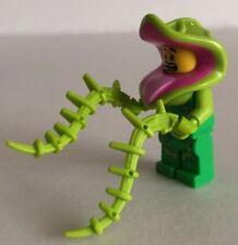 Genuine Lego Minifigure - Series 14 - Plant Monster - 2015 - COL14-5