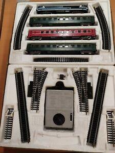 Coffret  Train Jouef Ho Arlberg Express ref 7550E  1971/1974