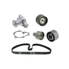 Fits: Nissan 300ZX 3.0L V6 GAS DOHC Timing Belt Tensioner Roller Water Pump Kit