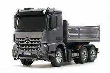 TAMIYA 1:14 RC Truck - CAMION MB ACTROS 3348 3 Essieux Benne Arrière #300056357
