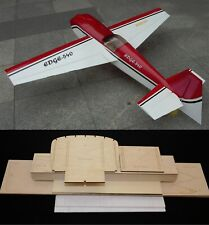 "103"" wing span Edge 540T R/c Plane short kit/semi kit and plans"