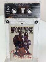 Apocalypse The Final Plea (Cassette)