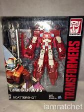 Transformers Combiner Wars Technobot Scattershot MISB
