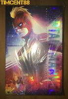 Ready! Hot Toys MMS521 Captain Marvel Normal Version 1/6 New