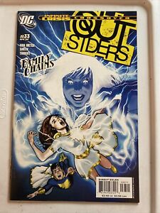 Outsiders 33 Evil Mary Marvel!