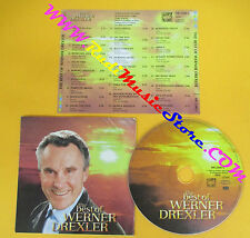 CD WERNER DREXLER The best of 1998 germany HAPPY HR 2300-3 (Xs9) no lp mc dvd